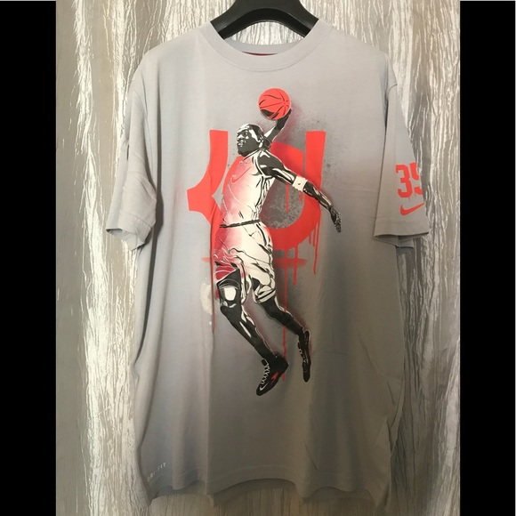 nike Other - Nike Dri Fit KD Tee Mens Large